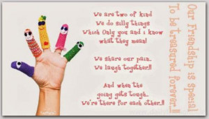 we are two of a kind we do silly things quote