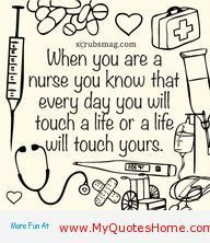 Funny Nurse | When you are a nurse you know – funny nurses quotes