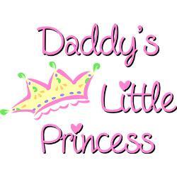 daddys_little_princess_greeting_card.jpg?height=250&width=250 ...