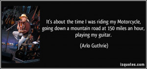 More Arlo Guthrie Quotes