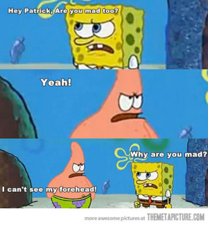 Spongebob And Patrick Quotes Funny