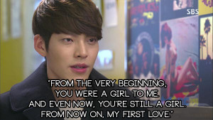 ... Star of the Week] Our Favorite ′The Heirs′ Quotes from Kim Woo Bin