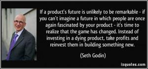 More Seth Godin Quotes
