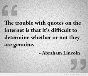 Reminds me a lot of this famous quote actually:
