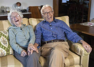 Longest Married Couple in America – 81 Years