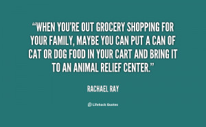 Grocery Shopping Quotes