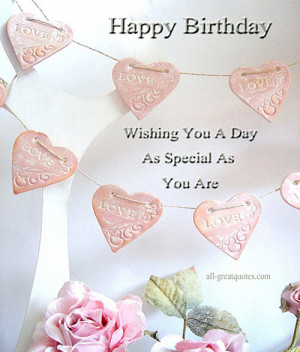 all-greatquotes.com birthday cards birthday greetings happy birthday ...