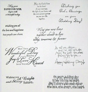 Congratulations Card Stampin Wedding Wheels Bicycle Built For