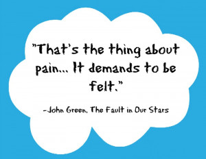 The Fault in Our Stars - Review, Quotes, Photos, and a Sneak Peek ...
