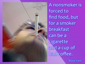 Smoking Quotes Graphics, Pictures