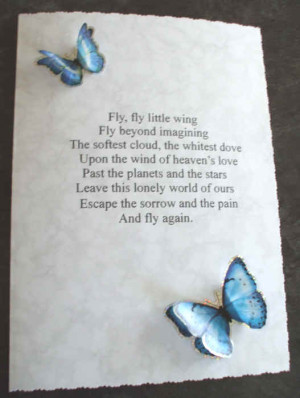 No. 107 - Sympathy card. A5 card with beautiful verse on front. On a ...