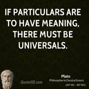 Particulars Quotes