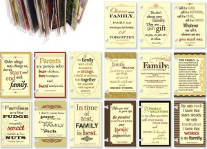 Family Quotes For Scrapbooking