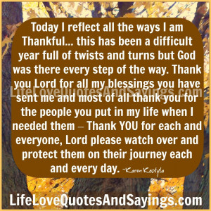 Thank You God Quotes And Sayings Thank you lord for all my
