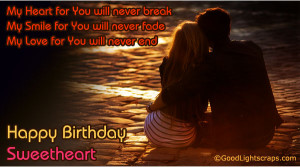 Romantic Birthday Quotes Biography