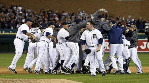 Detroit Tigers World Series