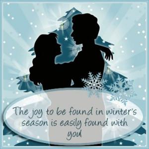 Winter Season Quotes
