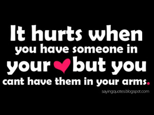 When Your Heart Hurts Quotes