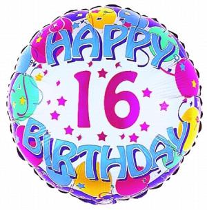 Happy 16th Birthday.. .. more