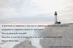 quotes about lighthouses