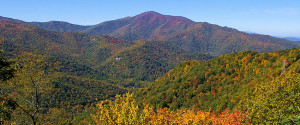 Cold Mountain is located 35 miles from Asheville, North Carolina. The ...