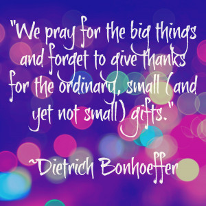 Feeling Blessed And Thankful Quotes Thankful