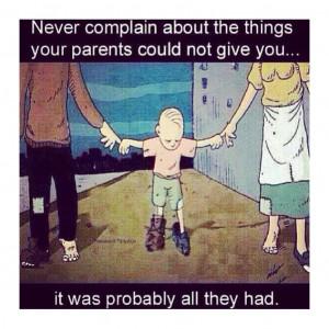 Thankful Love Parents...