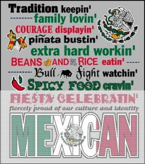 proud mexican Image