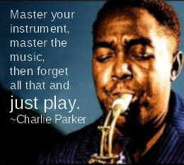 Charlie Parker Quotes