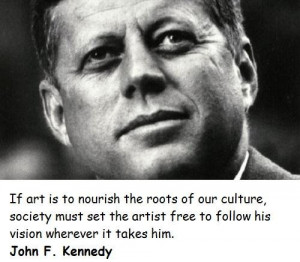 John kennedy famous quotes 7