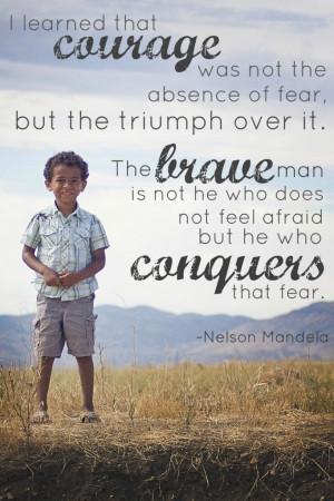 Quotes #8 Nelson Mandela
