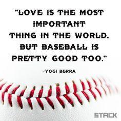 Baseball Quotes, Quotes Inspiration, Yogi Berra Quotes