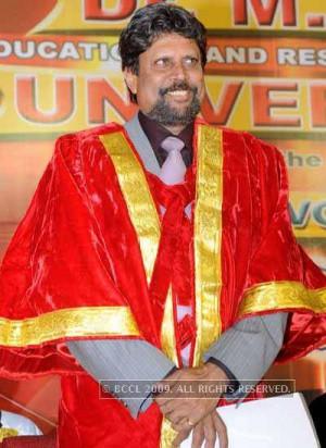 Kapil Dev The Times India