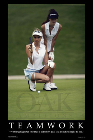 27 Awesomely Sexy Girls Golfing (2011 Masters Edition)