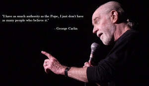 Related to Quotes On Religion George Carlin Atheism And