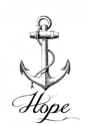 Hope Anchor by DeathShiva