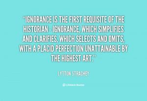 family ignorance quotes