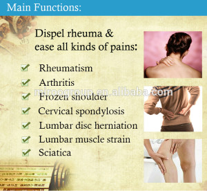 herbs pain relief patch/pad, rheumatic arthritis warm heat pain relief ...