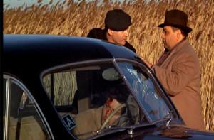 "Leave the gun, take the cannoli."""