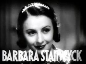 Barbara Stanwyck in Gambling Lady trailer.jpg