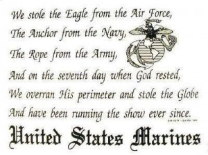 at, Marine corps quotes and sayings