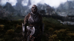 Skyrim Orc Male Picture