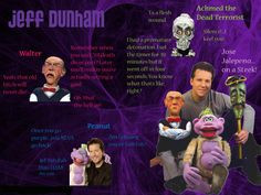 Jeff Dunham Peanut Walter and Achmed Image
