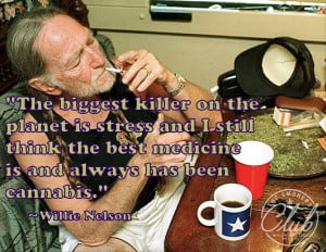 Weed Quote Wednesday: Willie Nelson
