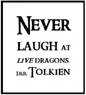 Tolkien ~ Quote