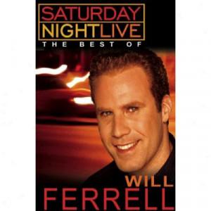 saturday night live the best of will ferrell saturday night