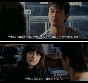, life, life500days, love, movie quote, movies, ouch, quote ...