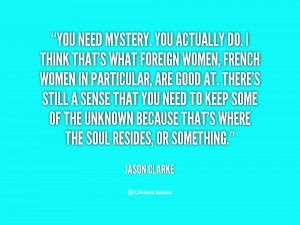 Quotes About Mystery