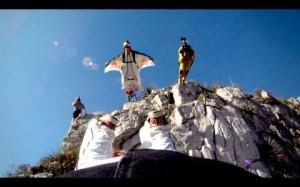 Red Bull e le sfide impossibili, commercial 2013
