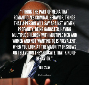 Bill Cosby On Black People Quotes